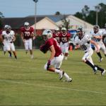 B-Team/JV Football Defeat River Bluff
