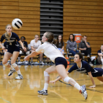 Volleyball Knocks off North Augusta