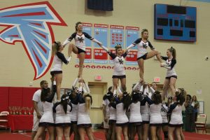 Forest Acre Cheer Challenge