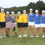 Girls Golf Places 2 on All Region Team
