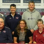 Megan Anderson Signs with Presbyterian