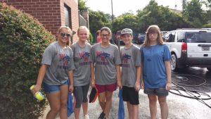 Swim Team Fundraiser