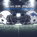 Football Hosts Wando, Honors First Team