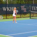 Varsity Tennis falls to Irmo High School 0-6