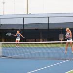 Girls Tennis Drops DH to River Bluff