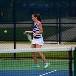 Girls Tennis Drops Match to Lexington