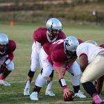 White Knoll High School Junior Varsity Football beat Lexington 37-8