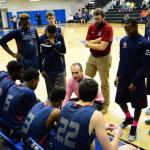 Boys Varsity Basketball falls to South Aiken High School 33-61