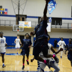 Boys Varsity Basketball beat River Bluff High School 68-57