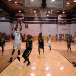 Boys Varsity Basketball falls to Spring Valley High School 63-67