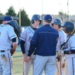 Varsity Baseball beat North Augusta 9-1
