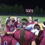 White Knoll High School Varsity Softball beat South Aiken  12-2