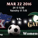 White Knoll High School Girls Varsity Soccer falls to River Bluff High School 2-1