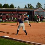 White Knoll High School Varsity Softball beat South Aiken  9-1