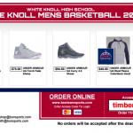 Boys Basketball Team Store