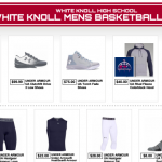 Basketball Team Store Update