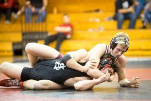 Wrestling vs South Aiken