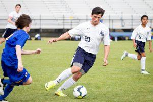 JV Soccer vs Lexington