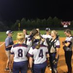 Softball Sweeps Spring Valley
