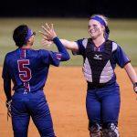 Softball Sweeps Irmo