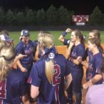 Varsity Softball Defeats Dutch Fork
