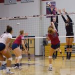 Volleyball Falls to River Bluff