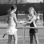 Girls Varsity Tennis beat Brookland-Cayce