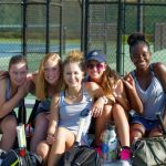Girls Tennis Tops Pelion 5-1