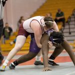 Wrestling Team Closes Gap with top team from GA, finishes 2nd