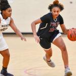 Varsity Girls Basketball Defeat Chester