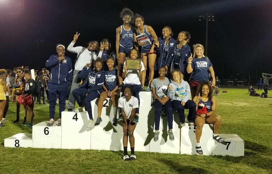 Girls Track & Field: Lexington County Champions