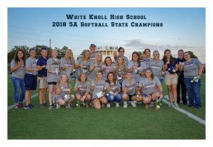 Softball State Champs receive rings