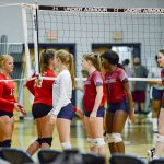 Varsity Volleyball vs Gilbert Photos