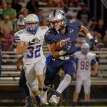 Pics of Varsity Football vs LHS