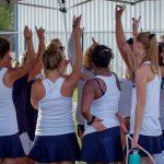 Tennis Defeats Gilbert 4-3