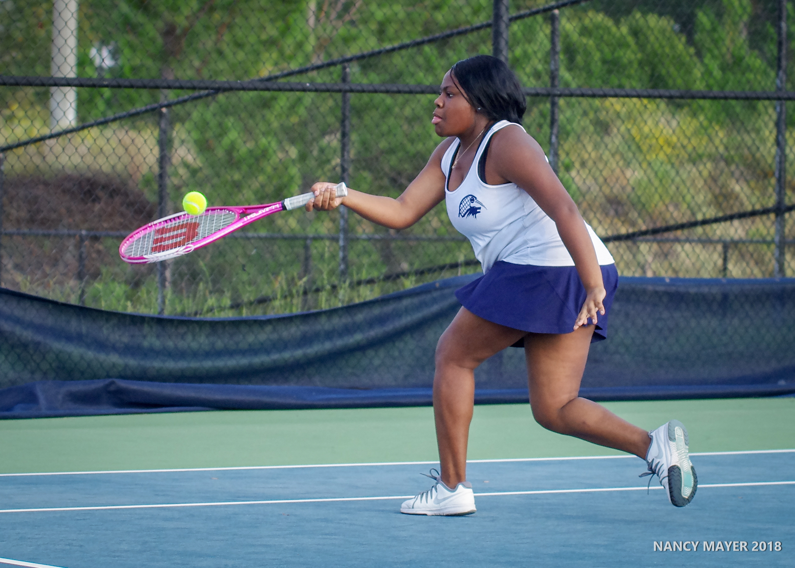 JV and Varsity Tennis vs. Gilbert 10/16/18