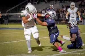 Varsity Football vs River Bluff 10/19 Pics