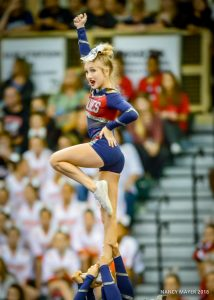 Varsity Cheer  1 of 2 – 11/10/18