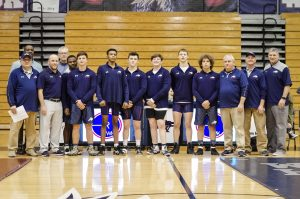Photos – Coed Wrestling Senior Night vs River Bluff 1/23/19
