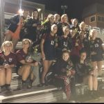 Happy Valentines Day from the White Knoll Girls Soccer Team.