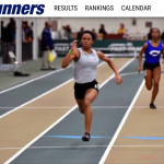 Track and Field Athlete Kaniya Johnson Qualifies for Event