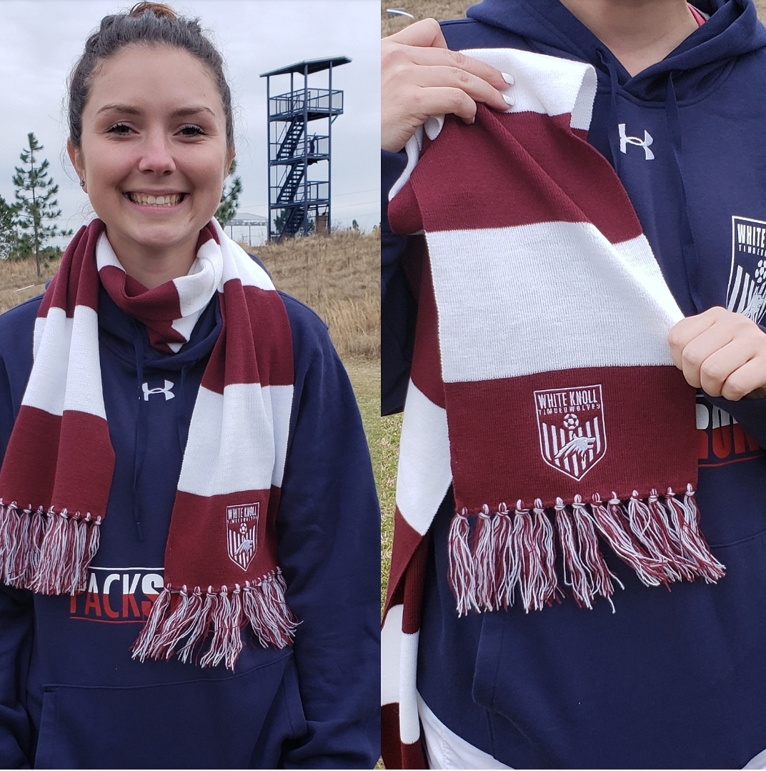 White Knoll Scarves are back!!!