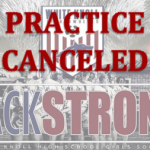 Girls Soccer Practice Canceled: 2/20/19