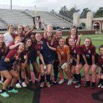 Girls Soccer Wins 2019 Cavalier Kickoff