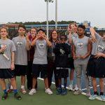 Boys Tennis Tops Airport