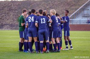 Photos – Varsity Boys Soccer vs LHS 3/12/19