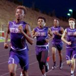 Track Region Meet Produces State Qualifiers