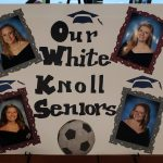 Girls Soccer Celebrates its Seniors!