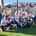 White Knoll Varsity Softball beats Carolina Forest 10 – 0