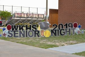 Photos – Softball Senior Night 4/11